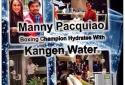 celebrity kangen water enagic 3