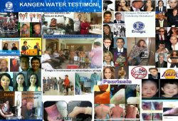celebrity kangen water enagic 21
